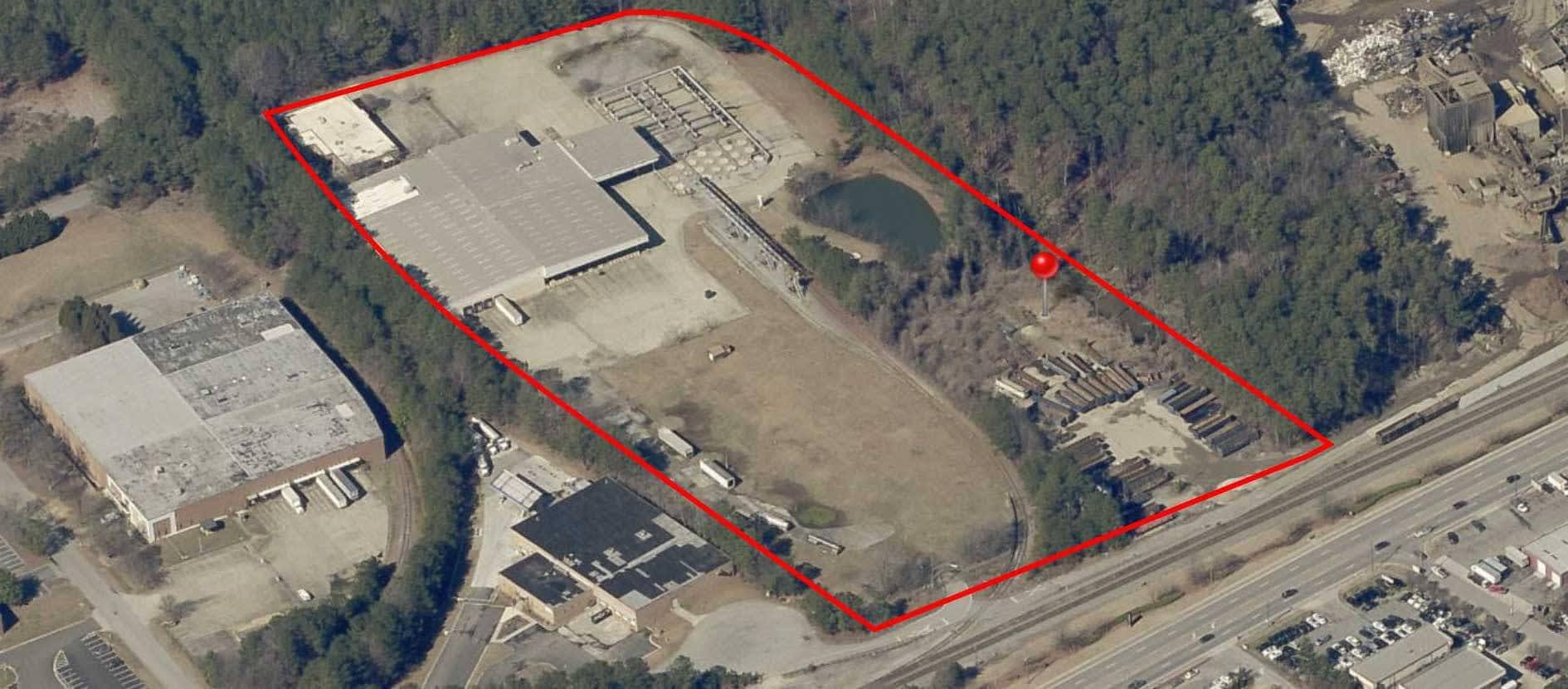 Univar - Industrial Sale - 2325 Lanasol Rd, Atlanta, GA