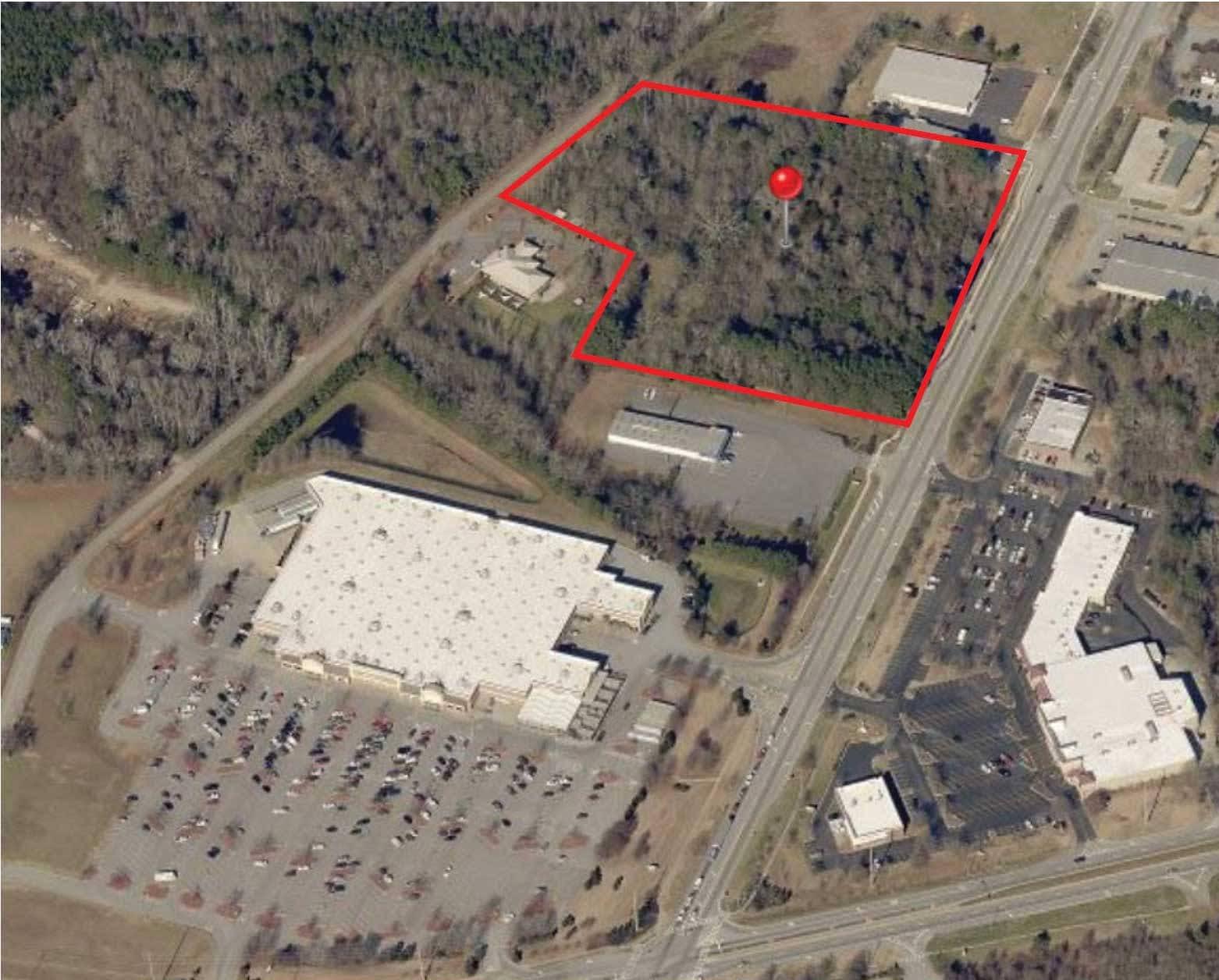 Land sale - 1581 Eatonton Rd, Madison, GA 30650
