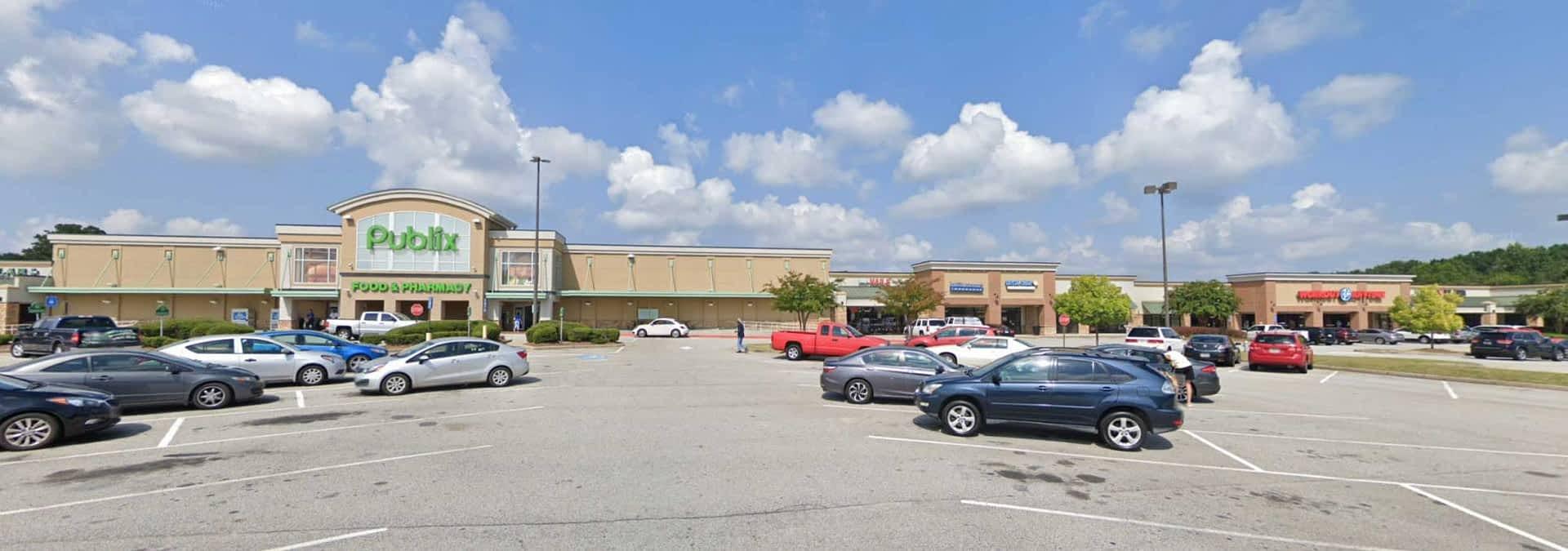 The Shoppes at Locust Grove - retail sale - 2642 Highway 155, Locust Grove, GA