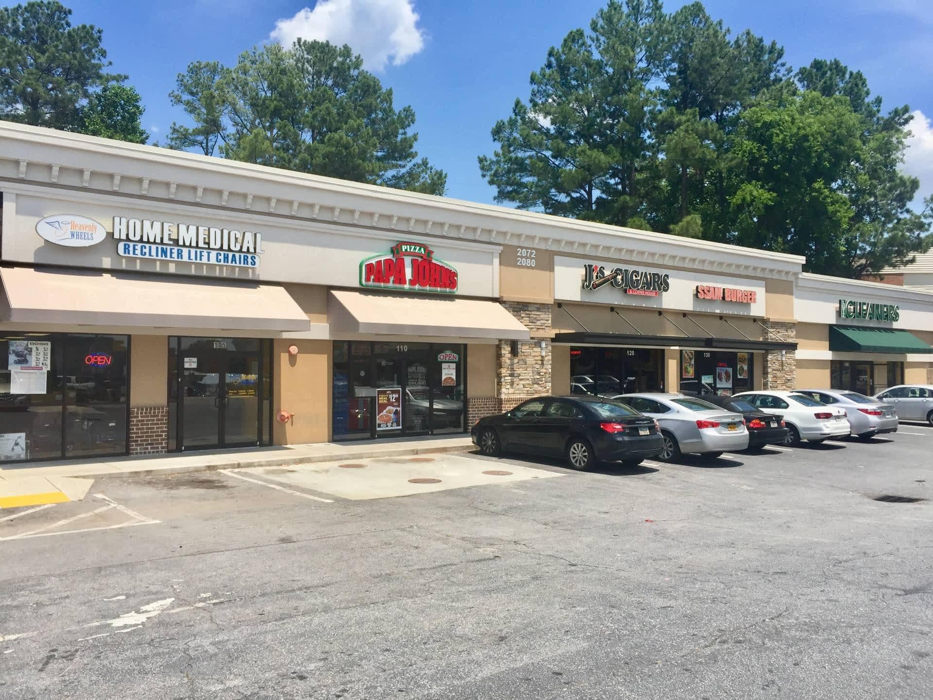 Shops at Collier Hills - Retail Sale - 2072 Defoors Ferry Road Atlanta, GA 30318