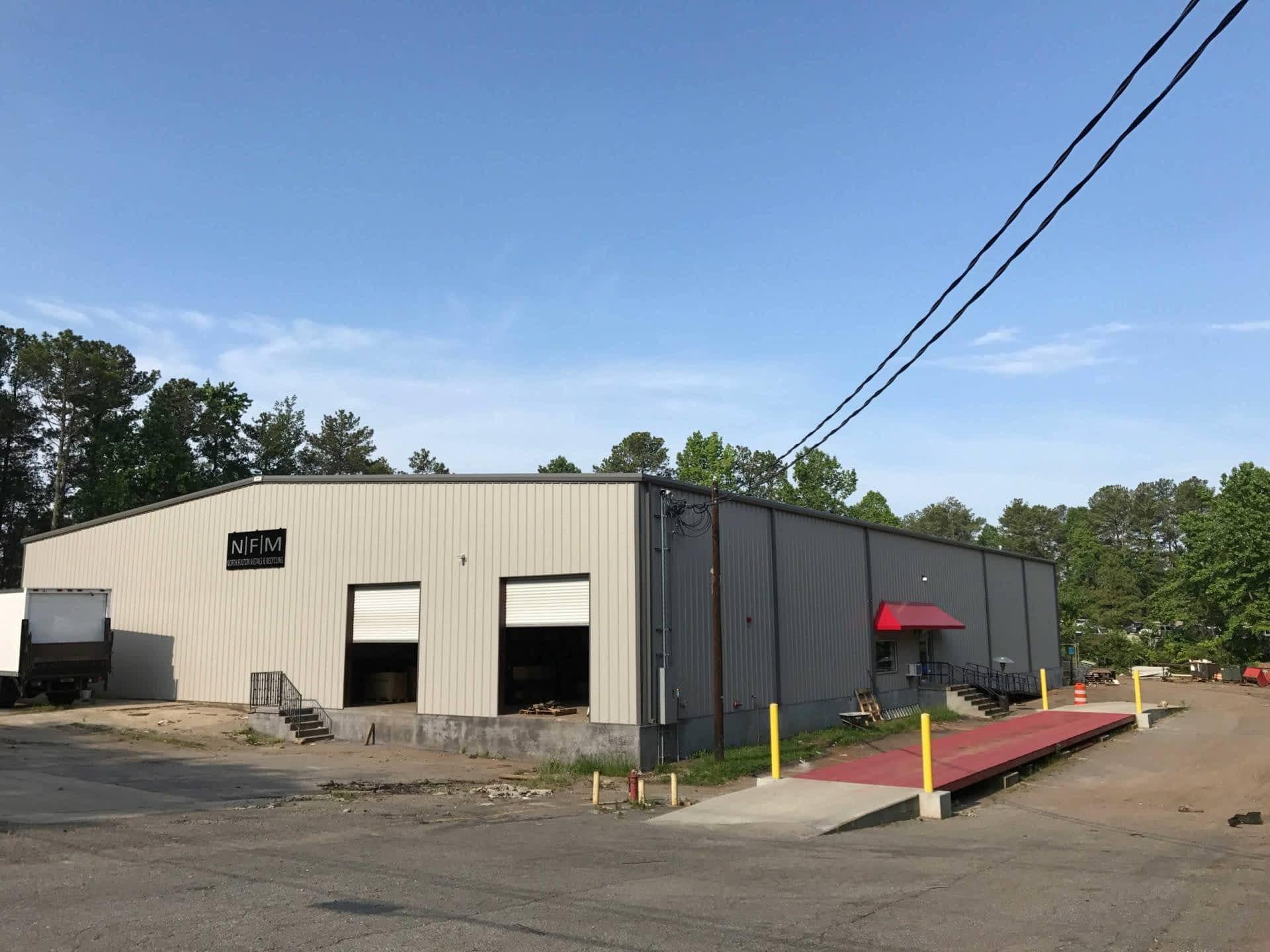 North Fulton Metals - Industrial Sale - 11460 N Fulton Industrial Blvd, Alpharetta, GA