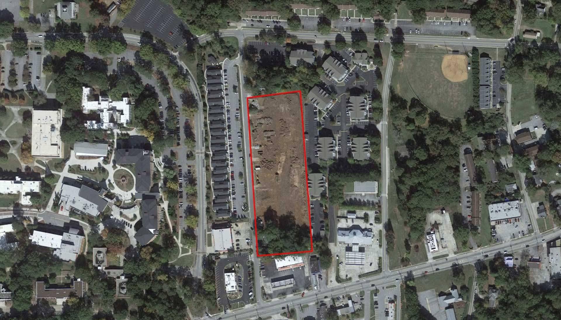 Octiv Row - Land Sale - 151 Cunningham Dr, Carrollton, GA 30117