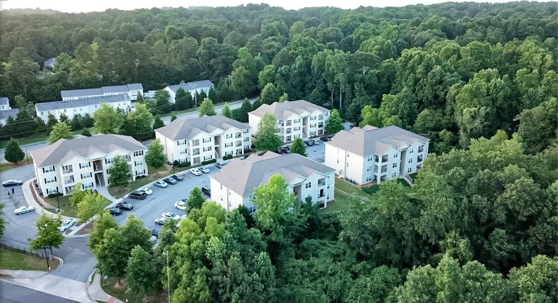 Harbins Manor Housing - multifamily sale - 950 Harbins Rd NW Lilburn, GA 30047